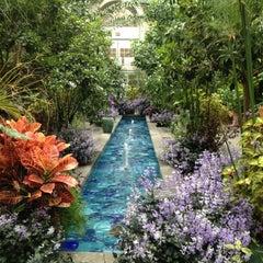 Photo taken at United States Botanic Garden by Brittany on 10/7/2012