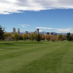 Photo taken at City Park Golf Course by Marc V. on 10/17/2012