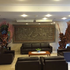 Photo taken at インドネシア共和国大使館 (Embassy of the Republic of Indonesia) by Yasufumi A. on 6/11/2014