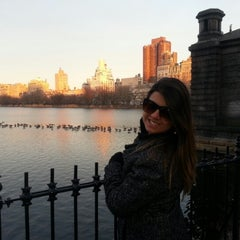 Photo taken at Central Park - Pat Hoffman Friedman Playground by Ítaca P. on 1/2/2013