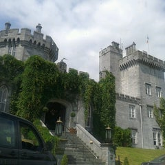 Photo taken at Dromoland Castle Hotel by Amy B. on 7/17/2013