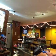 Photo taken at Bar Ra-La by Thierry O. on 1/22/2013