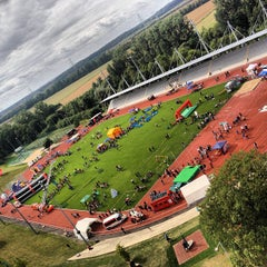 Das Foto wurde bei Ahorn Sportpark von Markus B. am 9/1/2013 aufgenommen