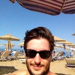 Photo taken at ILIOS beach hotel by Nikosp20 ✨ on 8/24/2014
