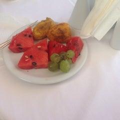 Photo taken at ILIOS beach hotel by Nikosp20 ✨ on 8/20/2014