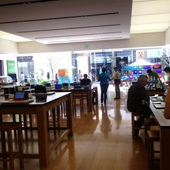 Photo taken at Microsoft Store by Cory R. on 3/30/2013