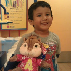 "Photo taken at Build-A-Bear Workshop by Dwight ""DJ D-Roc"" Cazzalli on 10/10/2012"
