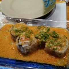 Photo taken at Minato Japanese Restaurant by Christopher G. on 9/7/2015