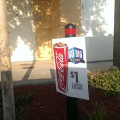 Photo taken at Jack in the Box by Matthew C. on 7/25/2013