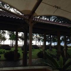 Photo taken at Hotel UiTM Dungun by Siti R. on 11/15/2015