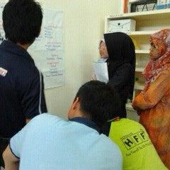 Photo taken at Jabatan Kejuruteraan Awam (JKA), PKS by ct f. on 4/1/2013