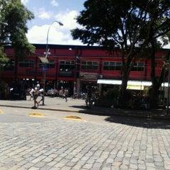 Photo taken at Estação Poá (CPTM) by Paulo M. on 12/20/2012