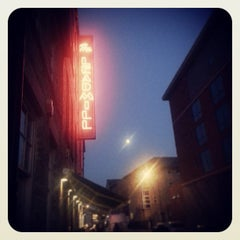 Photo taken at The Leadmill by Andy M. on 7/18/2013