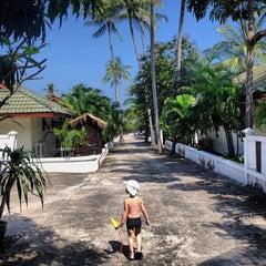 Photo taken at Idyllic Samui Resort by Kristina C. on 12/15/2013