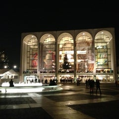 Photo taken at Lincoln Center for the Performing Arts by Rafael J. on 12/5/2012