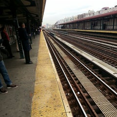 Photo taken at MTA Subway - 170th St (4) by Adam P. on 12/7/2012