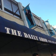 Photo taken at The Daily Show with Jon Stewart by Neiki U. on 4/30/2013