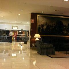 Photo taken at Hotel Gran Versalles **** by Mustafa T. on 4/3/2013