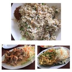 Photo taken at Q Thai Restaurant by Belle I. on 3/28/2016