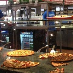 Photo taken at La Nova Pizzeria by Jamie L. on 4/6/2013