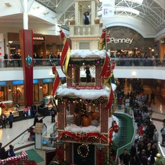 Photo taken at SouthPark Mall by Nicole H. on 12/23/2012
