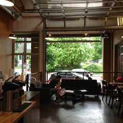 Photo taken at Ristretto Roasters by Kris I. on 5/12/2013