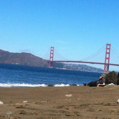 Photo taken at China Beach by George K. on 10/28/2012