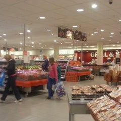 Photo taken at Albert Heijn XL by V O. on 5/2/2013