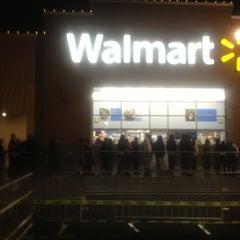 Photo taken at Walmart by Gary S. on 11/23/2012