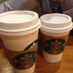 Photo taken at Starbucks by Diana H. on 10/9/2012