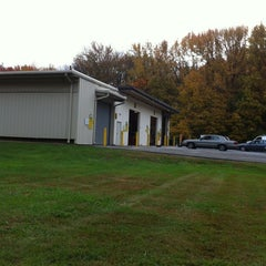 Photo taken at Deptford Vehicle Inspection Station by Thomas B. on 10/27/2012