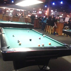 Photo taken at Marietta Billiard Club by Lamar F. on 3/3/2013