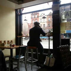 Photo taken at Il Caffe Latte by Sabrina N. on 3/14/2013
