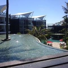 Photo taken at Le Méridien Bali Jimbaran by Burak K. on 10/18/2013