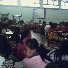 Photo taken at SMKN 1 Yogyakarta by Aan P. on 3/3/2014