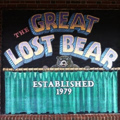 Photo taken at The Great Lost Bear by Laura S. on 11/5/2012