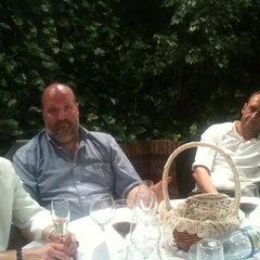 Photo taken at Restaurante Las Navas by Manel D. on 4/13/2013