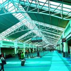 Photo taken at Portland International Airport (PDX) by Eric R. on 5/27/2013