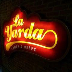 Photo taken at La Yarda by Max M. on 2/15/2013