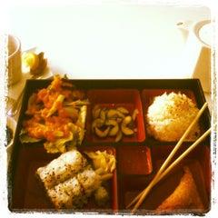 Photo taken at Zen Bistro Sushi by Kristi N. on 10/20/2012