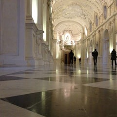 Photo taken at Reggia di Venaria Reale by Sebastián L. on 3/2/2013