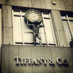 Photo taken at Tiffany & Co. by Dhruv S. on 2/6/2014