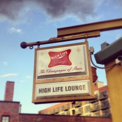 Photo taken at High Life Lounge by Sid V. on 6/19/2013