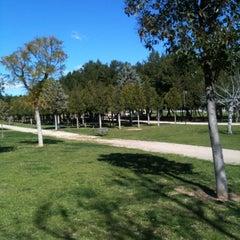 "Photo taken at Parc de ""La Canaleta"" by Raquel on 2/24/2013"