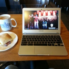 Photo taken at Starbucks by Ashton E. on 2/24/2013
