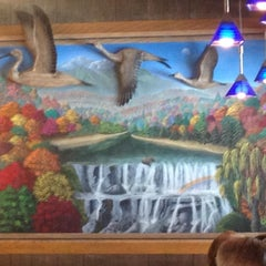 Photo taken at Blue Mountain Pizza by Newell on 9/14/2013