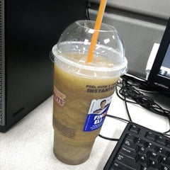 Photo taken at Dunkin' Donuts by Jason M. on 5/25/2014