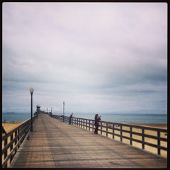 Photo taken at Seal Beach by Chester W. on 6/24/2013
