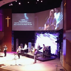 Photo taken at LifePoint Church by Andy Z. on 4/14/2013