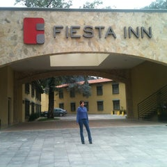 Photo taken at Fiesta Inn by Ricardo L. on 10/8/2012